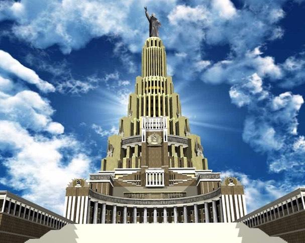 10 Bangunan Pencakar Langit Yang Gagal Dibina