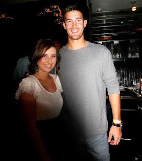 Rick Porcello's girlfriend Amanda Soucy