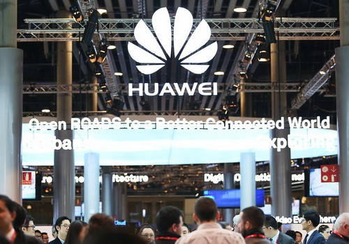 Tinuku Huawei collaborated with RedTone and Fusionex for big data