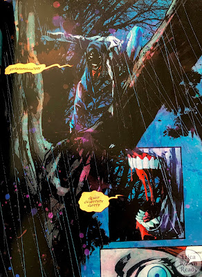 Wytches Vol 1 by Scott Snyder wytch panel