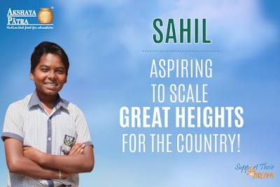 Sahil Beneficiary
