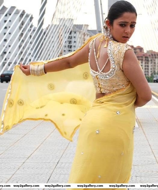 charmi in saree sexy images