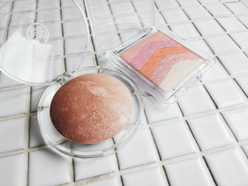 The Body Shop Vegan Bronzer & Blush