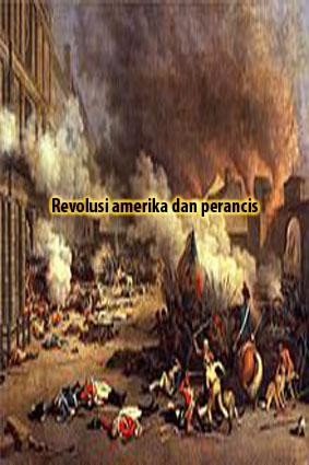 Pengaruh revolusi amerika serikat aba ke-20 dengan perancis