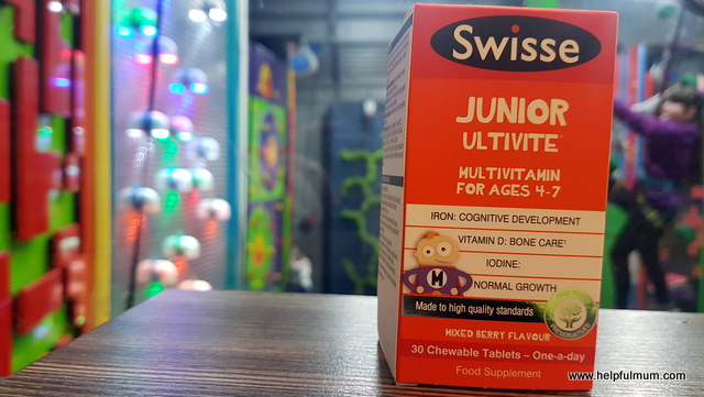Swisse junior ultivite