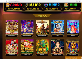 SLOT GAMES TAMPILAN VERSI MOBILE