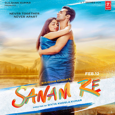 Poster Of Hind Movie Watch Online Sanam Re Full Movie Download in HD Pdvd Free Movies365.in