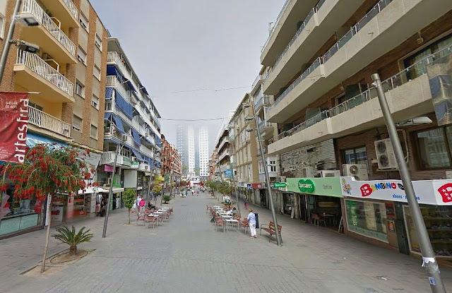 Benidorm (Alicante).