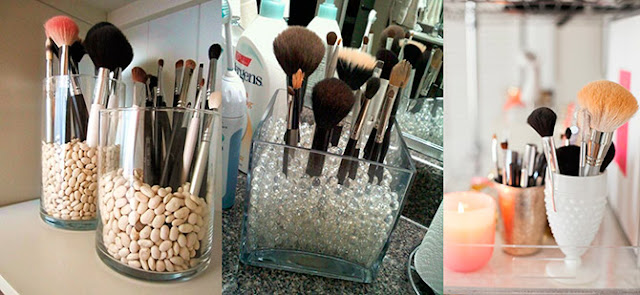 cantinho de makes- maquiagem - beauty fair - pinceis de make