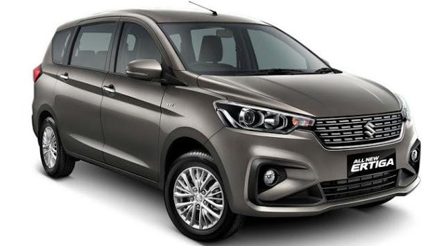 All New Maruti Suzuki Ertiga silver image