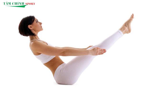 4 động tác yoga giảm mỡ bụng hiệu quả, dễ thực hiện