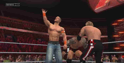 WWE Smackdown vs Raw 2011 Play Free Game