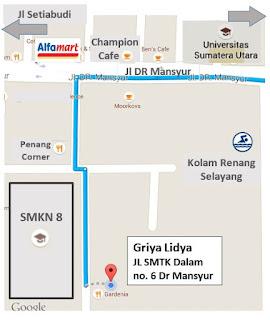 Kost Putri Griya Lidya