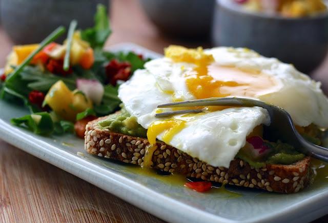 Dieta para adelgazar: coma estos alimentos todos los días y pierda rápidamente la grasa del vientre en 16 semanas.