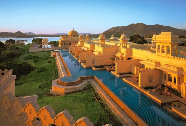 The Oberoi Udaivilas,Udaipur, Rajasthan