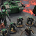 Community News Batle Report: 1500pts Space Wolves vs Salamanders