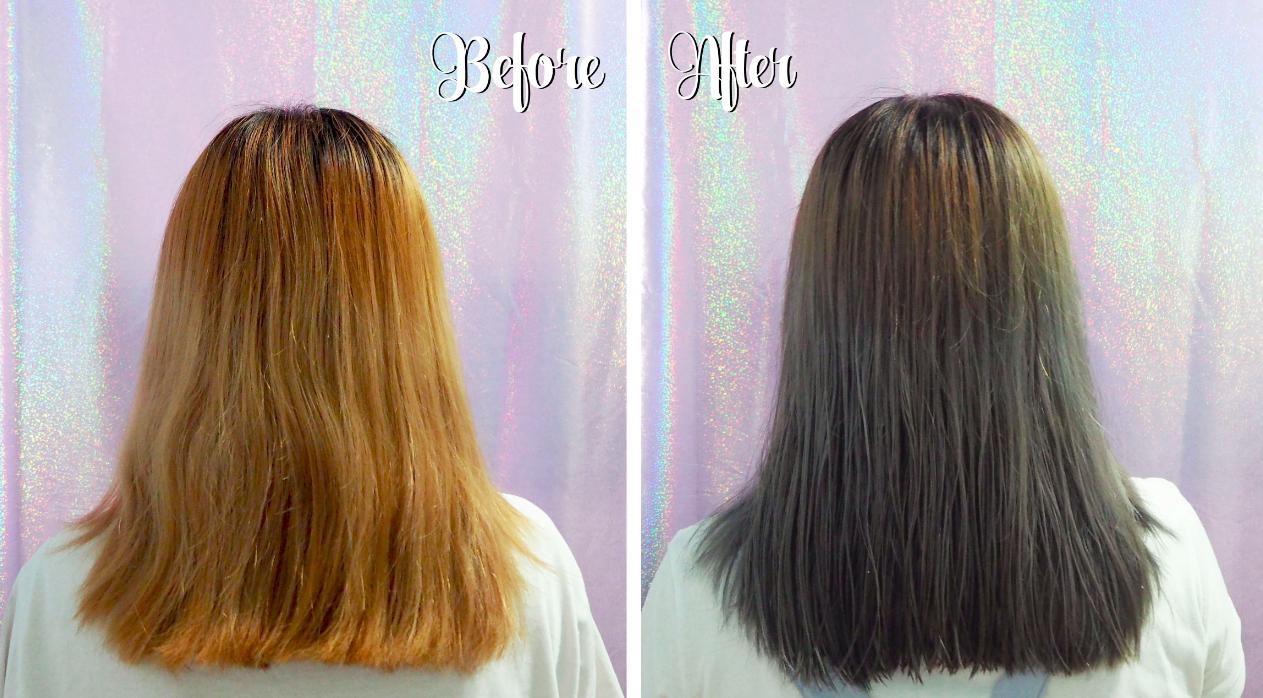 Review: Liese Prettia Bubble Hair Color Dye in British Ash ...