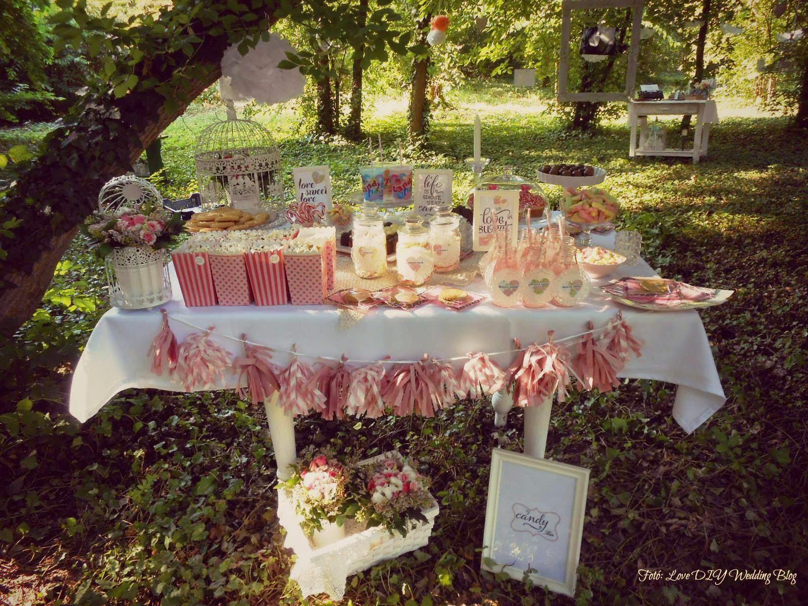 e38246222b Candy Bárok esküvőre tőlünk szeretettel... | Love DIY Wedding Blog
