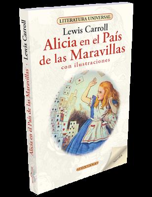 Alicia en el País de las Maravillas, Lewis Carroll, clásicos, Brontes S.L, reseña, reseña libro, review,