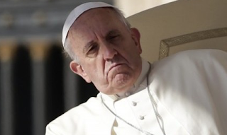 Pope rebukes 'climate' deniers as 'perverse'...