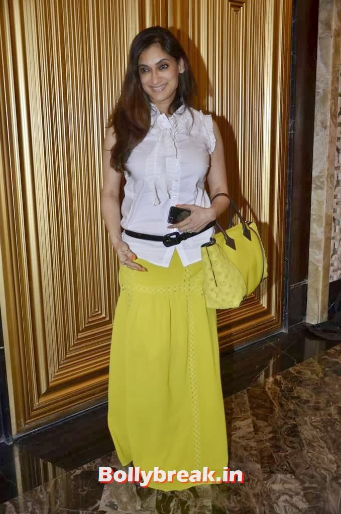 Lucky Morani, Yesteryear Actresses at the Launch of Fit at 40 Book