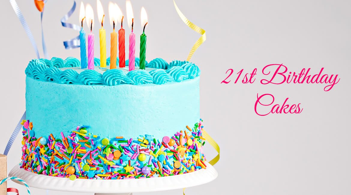 Make 21st Birthday Cakes For Your BFF And Show Them You Adore A Lot