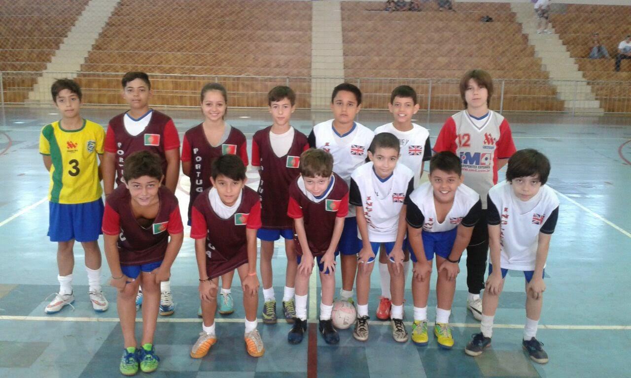 Socorro Esporte e Notícias  Copa do Mundo de Futsal agita molecada ... fb12db56c86a3