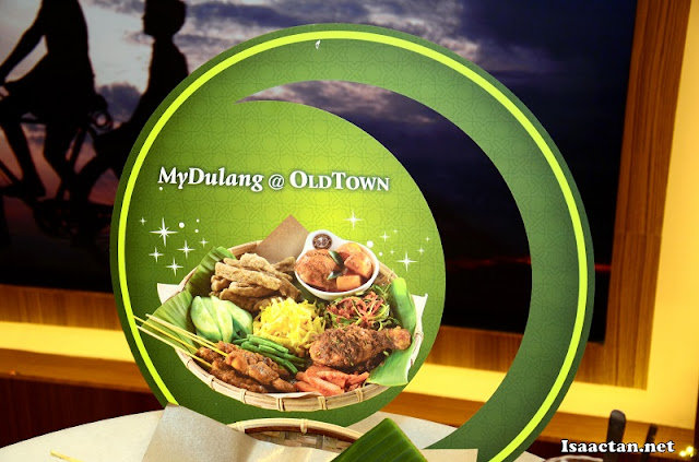 Special MyDulang @ Old Town White Coffee Promotion