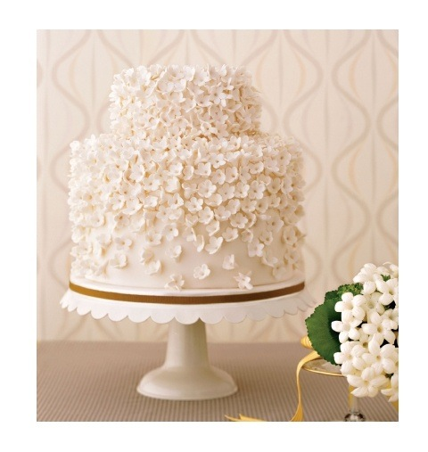 Irenafoods Wedding Cake With White Flowers Tort De Nunta