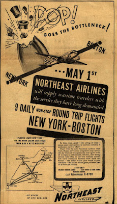Northeast Airlines -- New York Boston