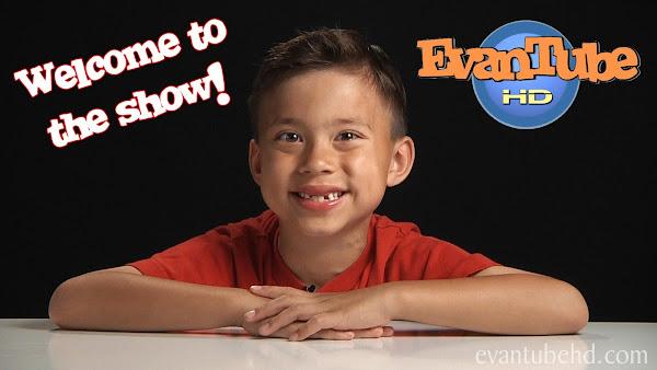 Evan, fundador de EvanTubeHD