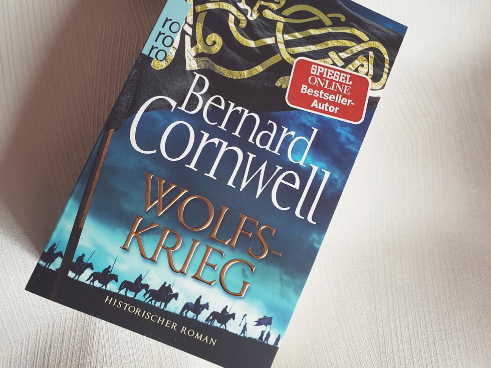 Buchvorstellung - Wolfskrieg von Bernard Cornwell