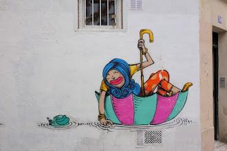 Sunday Street Art : Jober - rue de la Butte aux Cailles - Paris 13