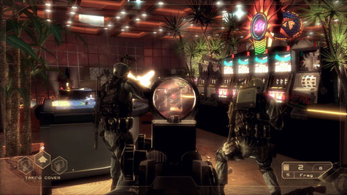 Free Download Tom Clancys Rainbow Six Vegas PC Full Version