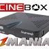 Cinebox Supremo HD Duo Nova Atualização SKS 22W - 08/09/2016