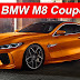 BMW M8 at Concorso  Coupe concept and specification 2018