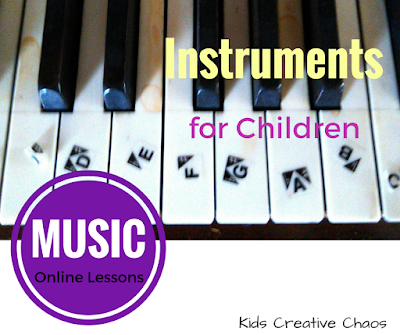 Best Musical Instruments for Children