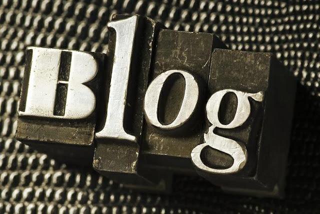 E eu virei blogueira.....