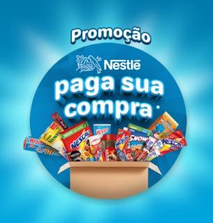 Cadastrar Promoção Nestlé 2017 Paga Sua Compra Atacadistas