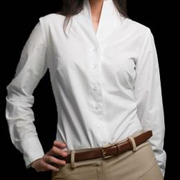 Más información: Camisa de mujer fil à fil - NORVIL