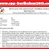 RPP Pjok kelas 5 K13 revisi 2017 Terbaru semester genap & ganjil
