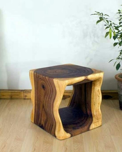 Now a day's furniture makers adopt a traditional design in making their style. The galleries below are furniture and decor accessories bringing unique design into your modern home.  This furniture is a simple piece of wood that brings you to an original design, not just a simple wood but a low-cost furniture that bring you a unique decoration in your house.