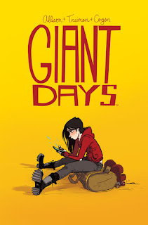 fuelled by fiction, fueled by fiction, book blog, book reviews, books, giant days