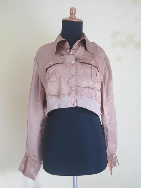 Jaket Wanita Basic Edition Ukuran S ( JKW 1 )
