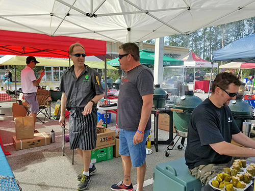 North Florida Big Green Egg Eggfest 2017