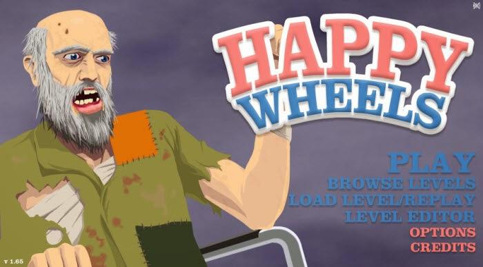 El Rincon De Los Videojuegos Happy Wheels