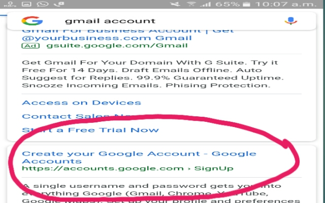 Email id banana Sikhe Hindi Me - Step By Step ~ ALL HINDI TIPS
