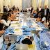 El Presidente Macri recibió a familiares de los tripulantes del submarino ARA San Juan