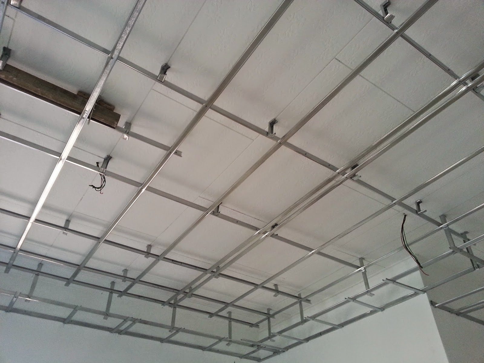 Plaster Ceiling