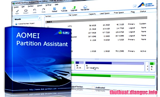 Download AOMEI Partition Assistant 8.1 Full Crack, phần mềm quản lý phân vùng đa năng dễ sử dụng, AOMEI Partition Assistant, AOMEI Partition Assistant free download, AOMEI Partition Assistant full key,